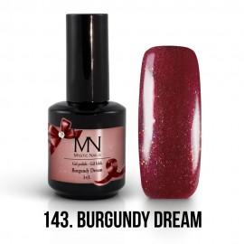 ColorMe! gel lak - 143. Burgundy Dream 12ml