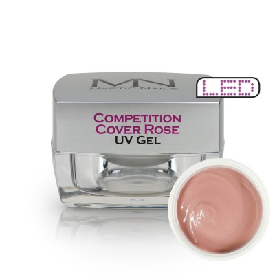 Competition Cover Rose Gel 4g