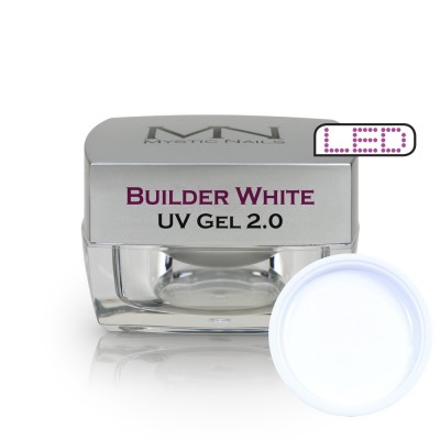 Builder White Gel - 4g