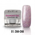Diamond Gel - 01. Cha-Cha 4g