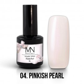 Gel lak - 04. Pinkish Pearl 12ml