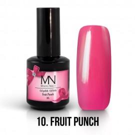 Gel lak - 10. Fruit Punch 12ml