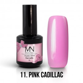 Gel lak - 11. Pink Cadilac 12ml