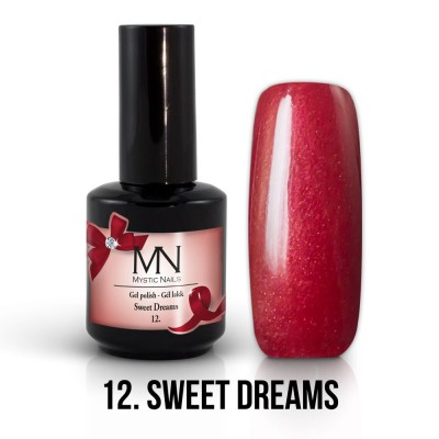 gel lak - 12. Sweet Dreams 12 ml