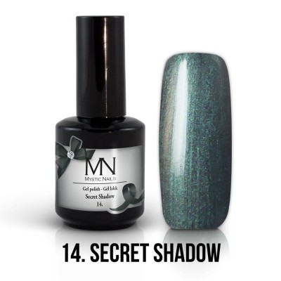 Gel lak - 14. Secret Shadow 12 ml