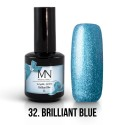 Gel lak - 32. Brilliant Blue 12ml