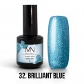 Gel lak - 32. Brilliant Blue 12 ml