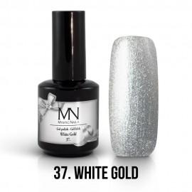 Gel lak - 37. White Gold 12ml