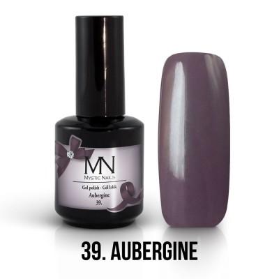 Gel lak - 39. Aubergine 12 ml