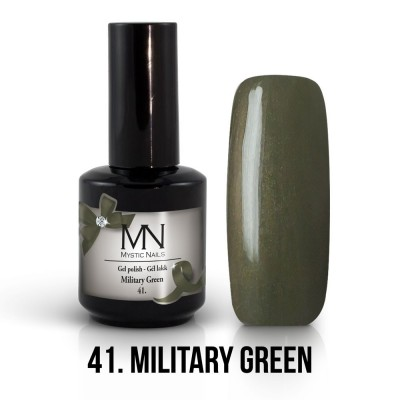 Gel lak - 41. Military Green 12 ml