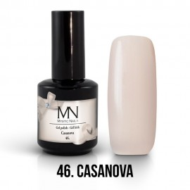Gel lak - 46. Casanova 12ml