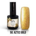 Gel lak - 50. Aztek Gold 12ml