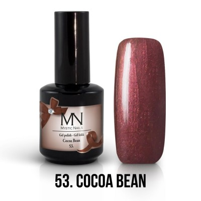 Gel lak - 53. Cocoa Bean 12 ml