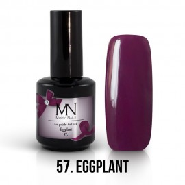 Gel lak - 57. Eggplant 12ml