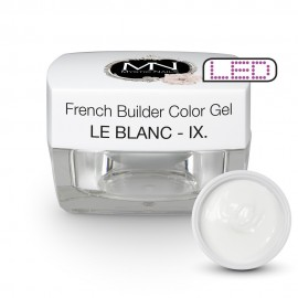 French Builder Color Gel - III. la Rose 4g