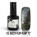 """Gel lak - 13. Dizzy Flip-Flop """"C""""  12ml"""