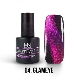 GlamEye gel lak 04 - 6ml