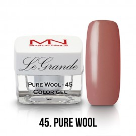 LeGrande gel - 45. Pure Wool 4g