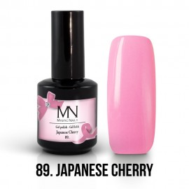 Gel lak - 89. Japanese Cherry 12ml