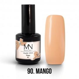Gel lak - 90. Mango 12ml