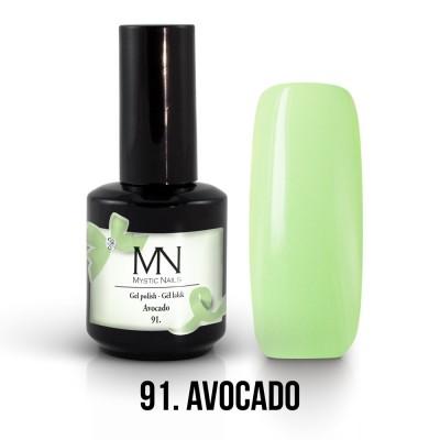 Gel lak - 91. Avocado 12ml