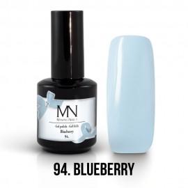 Gel lak - 94. Blueberry 12ml