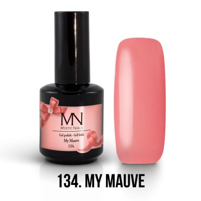 Gel lak - 134. My Mauve 12ml