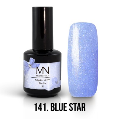 Gel lak - 141. Blue Star 12ml