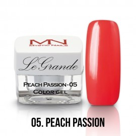 LeGrande gel - 05. Peach Passion 4g