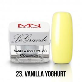 LeGrande gel - 23. Vanilla Yoghurt 4g