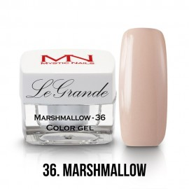 LeGrande gel - 36. Marshmallow 4g
