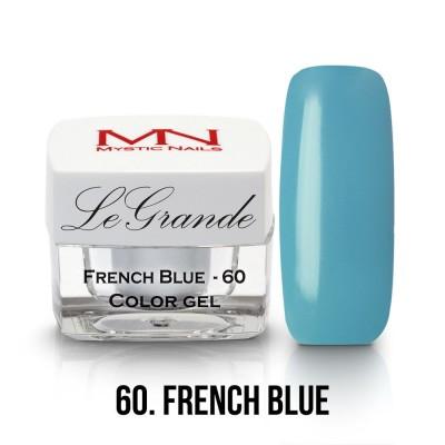 LeGrande gel - 60. French Blue 4g
