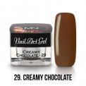 UV Painting Nail Art Gel - 29 - Creamy Chocolate 4g