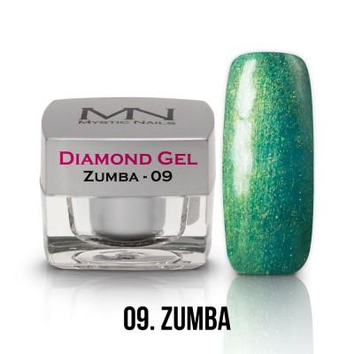 Diamond Gel - 09. Zumba - 4g