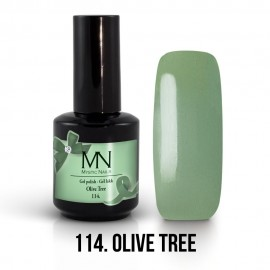 Gel lak - 114. Olive Tree 12ml
