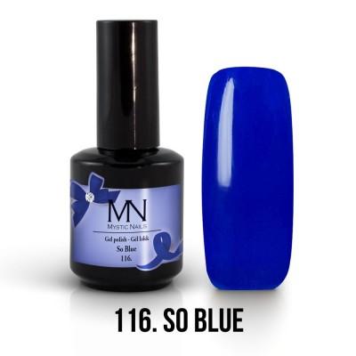 Gel lak - 116. So Blue 12ml