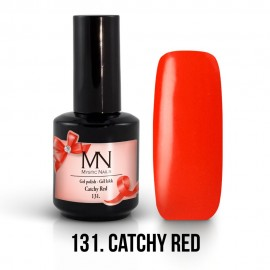Gel lak - 131. Catchy Red 12ml