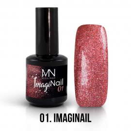 Gel lak - ImagiNails 01. 12ml
